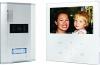 Smartwares Video-Türgegensprechanlage mit flachem Touchscreen-Panel, Farbbildmonitor, VD71W SW -