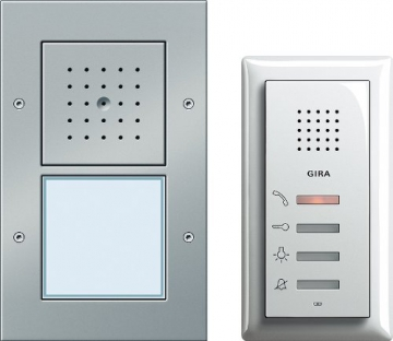 Gira 049543 Einfamilienhaus-Paket Audio -