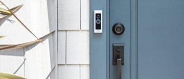 Ring Video Doorbell Pro - Video Türklingel Pro Set mit Türgong und Transformator, 1080p HD Video, Gegensprechfunktion, Bewegungsmelder, WLAN - 2