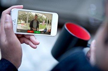 Ring Video Doorbell Pro - Video Türklingel Pro Set mit Türgong und Transformator, 1080p HD Video, Gegensprechfunktion, Bewegungsmelder, WLAN - 3