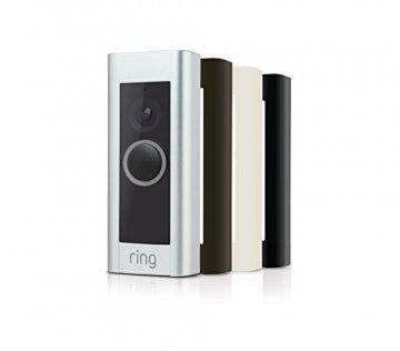 Ring Video Doorbell Pro - Video Türklingel Pro Set mit Türgong und Transformator, 1080p HD Video, Gegensprechfunktion, Bewegungsmelder, WLAN - 6